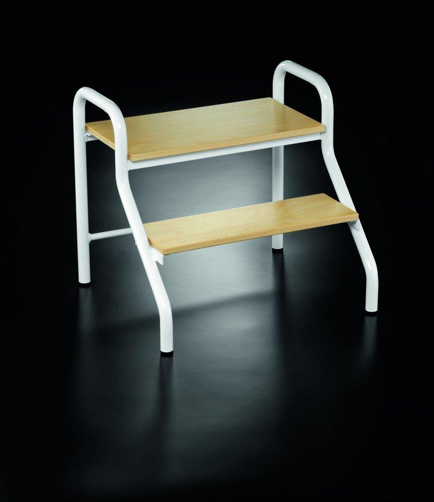 pressalit care wickeltisch r8709000 leiterhocker f r pressalit wickeltische 2 stufen breite 505 mm. Black Bedroom Furniture Sets. Home Design Ideas