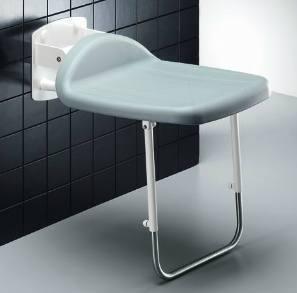 pressalit care value r160200 duschsitz mit bodenst tze. Black Bedroom Furniture Sets. Home Design Ideas