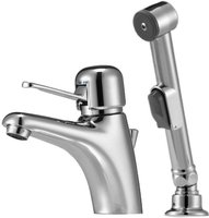 Waschbecken-Armaturen mit integrierter Handbrause !.-Top | {Armaturen waschbecken 59}