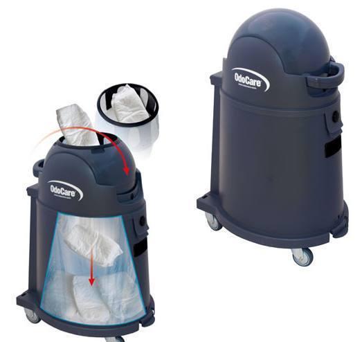 windeleimer krankenpflege variante pro 45 lit pflege discount. Black Bedroom Furniture Sets. Home Design Ideas