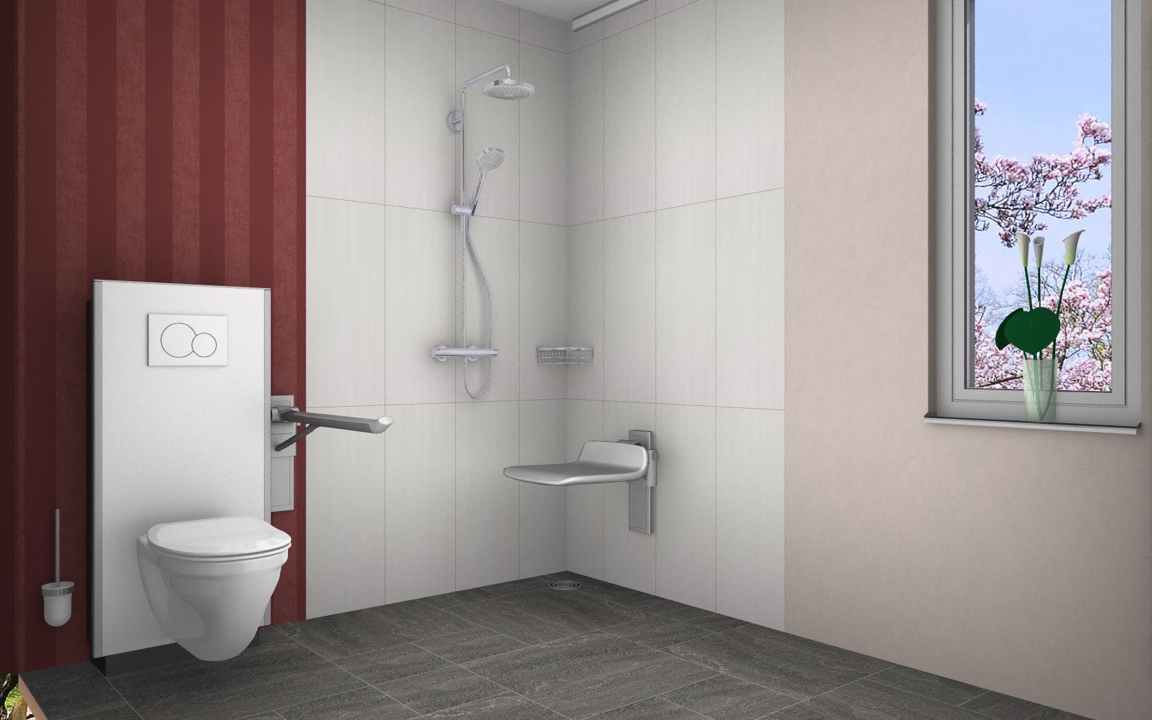pressalit care r7420112 plus duschsitz 450 mit. Black Bedroom Furniture Sets. Home Design Ideas