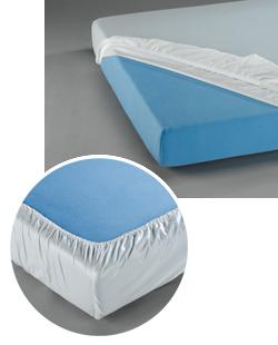 suprima 3066 000 pvc 100x200x20cm inkontinenz spannbetttuch spannbettlaken wasserdicht. Black Bedroom Furniture Sets. Home Design Ideas