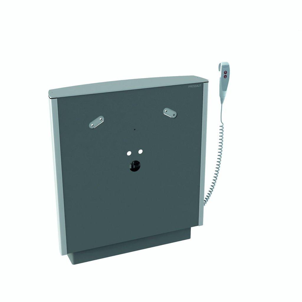 Pressalit Care R4951 SELECT Waschtisch-Lifter, Höhenverstellung per Kabel-Fernbedienung ELEKTRISCH